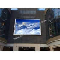 Wholesale P20 outside large full color led display screen sign board for wall Mounted from china suppliers