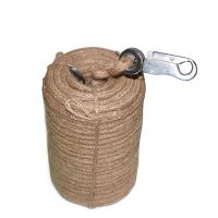 Wholesale CCS Certificate Marine Fire Fighting Fireman Lifeline 30M Twine / Hemp With Hook from china suppliers