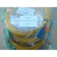 Wholesale SC / APC Connector Fiber Optic Patch Cable , SM Duplex 3.0mm LSZH Cable from china suppliers