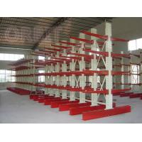 Wholesale Long Goods Handling Cantilever Shelving For Timber , Pipe , Tube Storage from china suppliers