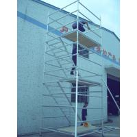Wholesale Outdoor Instant Upright Scaffolding , 48.3mm Diameter Layher Allround Scaffolding from china suppliers