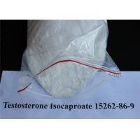 Wholesale Bodybuilding Raw Testosterone Powder Testosterone Isocaproate CAS 15-37-7 from china suppliers