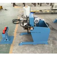 Wholesale Long Tube Welding Positioner With Movable Roller Stand Vertical Control Box from china suppliers