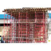 Wholesale Durable main steel frame slab Formwork scaffolding system for column, wall from china suppliers