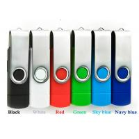 Wholesale Micro 8GB USB Flash Drive / Customizable Thumb Drives For Computer from china suppliers