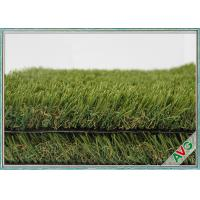Wholesale Fire Resistant Outdoor Artificial Grass / Synthetic Grass For Children Kindergarten from china suppliers
