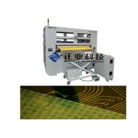 Wholesale Precision Dust - Free Prepreg Cutting Machine , Cutting width 200mm - 1270mm from china suppliers