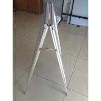 Wholesale Portable a - frame Acrylic Metal Display / post stand for hotels from china suppliers