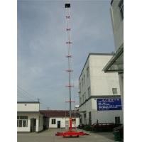 Wholesale Single Ladder Anti - Rotating Hydraulic Work Platform With Telescoping Lift GTTY-25B from china suppliers