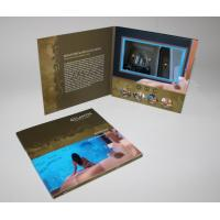 Wholesale promotion LCD Sreen Video Wedding Invitations for Gifts , Custom Logo / Video from china suppliers