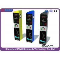 Wholesale Smart Contactless RFID Parking Management System Entrance Cabinet from china suppliers