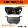 Buy cheap 7''Car DVD GPS(DVB-T optional)for Honda Sporior from wholesalers