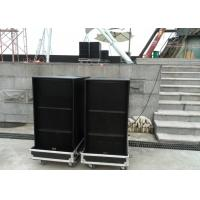 Wholesale 1600 W Subwoofer Stage Sound System Speakers For Live Performance from china suppliers