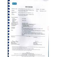 Haining Haobo Plastic & Rubber Technology Co.,Ltd Certifications