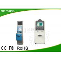 Wholesale Wireless Hotel Lobby Kiosk With Laser A4 Printer Modular Design from china suppliers