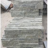 Wholesale Green Quartzite S Clad Stone Panel,Indoor S Clad Culture Stone,Outdoor S Clad 18x35 Stacked Stone from china suppliers