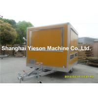 Wholesale Cheap And Econormic Food Concession Trailers Mobile Catering Trailers Truck from china suppliers