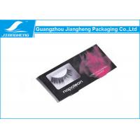 Wholesale Custom Eyelash Packaging Box With Window , 350gsm Art Paper Printing Box from china suppliers