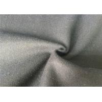 Wholesale Skin Friendly Soft Melton Wool Fabric For Garment , Wool Coating Fabric from china suppliers