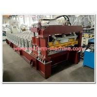 Wholesale Corrugated Oven Baked Color Alluminium Steptiles Roofing Panel Corrugation Machine from china suppliers