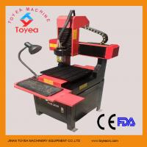 Wholesale Mini cnc wood cutting machine 300 x 300mm table TYE-3030 from china suppliers
