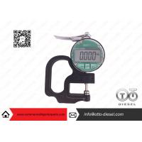 Wholesale Dial thickness gauge Green color 0~12.7mm / 0.5''  0.001mm/0.00005'' from china suppliers