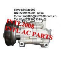 Wholesale MATSUSHITAC car a/c compressor for Mazda Verisa/ Mazda 2 1.3 D570-61-K00A D570-61-K00B V08A1AC4AD D570-61-K00 G4100146 from china suppliers