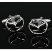 Wholesale 2013 new design mazda Logo cuff link from china suppliers
