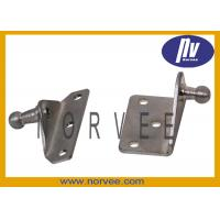 Wholesale Powder Coating Metal Stamping Parts support stainless steel / Bronze from china suppliers