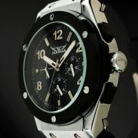 Wholesale Military Black Mechanical Automatic Watches For Mens , Stainless Steel from china suppliers