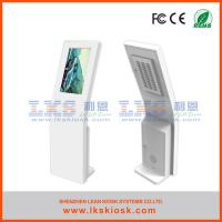 Wholesale Thin And small 17 Inch Touch Screen Information Kiosk Anti - vandal 250cd/㎡ from china suppliers
