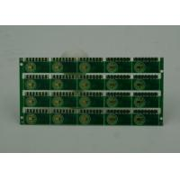 Wholesale 0.8mm Semi Holes Fr4 PCB Board Double Sided Immersion Gold Finish from china suppliers