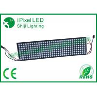 Controllable Adhesive Ws2812B LED Strip Warm 8 x 32  CE / Rohs