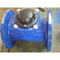 Wholesale Dry Dial Horizontal Woltmann Water Meter DN40 - DN500 For Cold Water from china suppliers