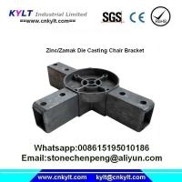 Quality Zinc/Zamak Die casting/ Injection Chair Table parts for sale