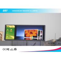 Wholesale SMD2727 Large Led video wall Display / outdoor led advertising screens power saving from china suppliers