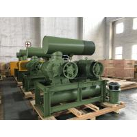 Wholesale 15KW - 132KW Army Green Superpower Three Lobes Roots Blower For Pneumatic Convey from china suppliers