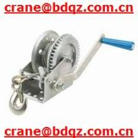 Wholesale high quality hand winch/manual winch/synthetic winch/air winch from china suppliers