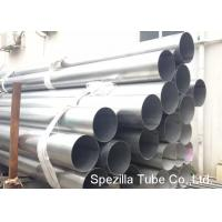 "Quality Non Polished Finish Stainless Steel Round Tube Stock 1/4"" - 6"" For Frame Work for sale"