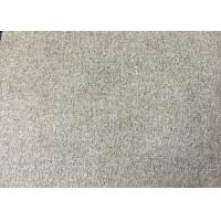 Wholesale 57/58 Inch Double Knit Fabric , Double Wool Crepe Fabric Breathable from china suppliers