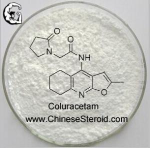 Wholesale Bulk Raw Nootropics Powder Coluracetam / MKC-231 CAS 135403-81-9 from china suppliers