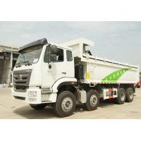 Wholesale howo 8x4 mining dump truck Direct factory supply SINOTRUK EURO2 Emission from china suppliers