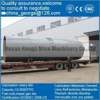 Buy cheap Calcined Dolomite rotary kiln from wholesalers