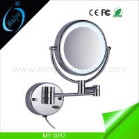 Wholesale wall mounted double side LED makeup mirror from china suppliers