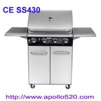 Quality 4Burner Outdoor BBQ Barbecue Stainless for sale
