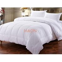 Wholesale Cotton Hotel Duvet Feather Fiber Filling Quilt with Non-woven Bags from china suppliers