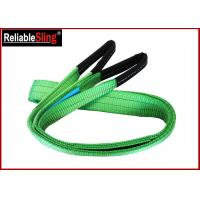 Wholesale CE GS Approved Color Code Lifting Sling  Flat Webbing Sling Belt from china suppliers