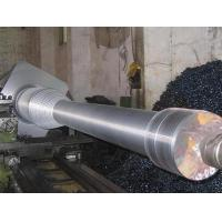 Wholesale ASTM 4140 Carbon Steel , Alloy Steel Shaft Forging For Constrction Machinery from china suppliers