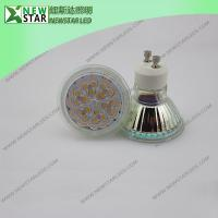 Wholesale 5.5W Netural White GU10 High Power Glass LED Bulb Lights from china suppliers