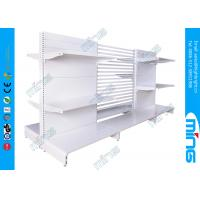 Wholesale South American Style Retail Display Shelves Powder Finish Steel from china suppliers